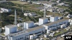 Nhà máy điện hạt nhân Fukushima ở đông bắc Nhật Bản (ảnh tư liệu năm 2008)