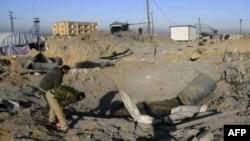اسرائیل به دو کارخانه در غزه حمله کرد