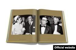 کتاب «ایران مدرن: شهبانوی هنر» با مشارکت شهبانو فرح پهلوی نوشته شده است