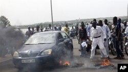 반군이 통제하고 있는 말리 북부 거리의 모습 (자료사진).