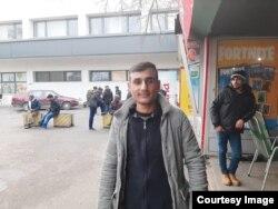 Sameh Khan (Fotografija preuzeta od BIRN BiH)