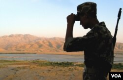 Tojikiston-Afg'oniston chegarasida