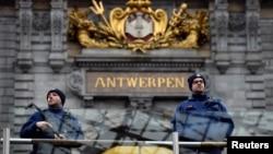 Policajci u Antverpenu