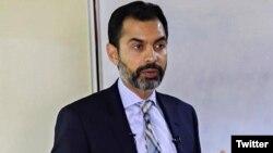 اسٹیٹ بینک کے نئے گورنر ڈاکٹر رضا باقر۔ فائل فوٹو