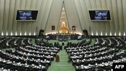 Phiên họp của Quốc hội Iran tại Tehran, ngày 27/11/2011