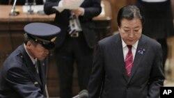 იაპონიის პრემიერ მინისტრი, იოშიჰიკო ნოდა