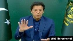 ပါကစၥတန္ဝန္ႀကီးခ်ဳပ္ Imran Khan.