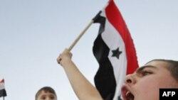 სირიაში დემონსტრანტებს ცეცხლი გაუხსნეს
