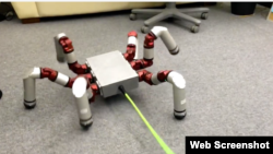 Snake Monster Robot, Carnegie Melon University (Foto: Video Screengrab/Carnegie Mellon University)