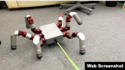 Snake Monster Robot, Carnegie Melon University (Foto: Video Screengrab/Carnegie Mellon University)