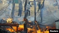 Harin da jiragen yakin Sudan su ka kai Rubkona a Sudan ta Kudu kenan