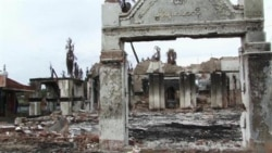Violence Forces Burmese Muslims Out of Kyaukphyu