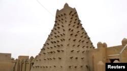 Timbuktu, Maio de 2012.