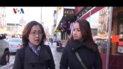 Wawancara VOA dengan Shandra Woworuntu, Aktivis Anti Perdagangan Manusia di AS