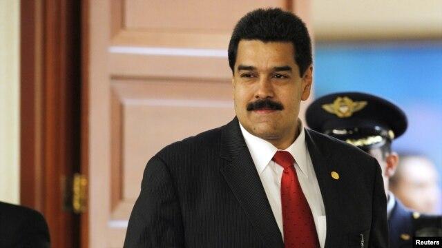 El Presidente en funciones, Nicolás Maduro, hizo el anuncio en cadena nacional.