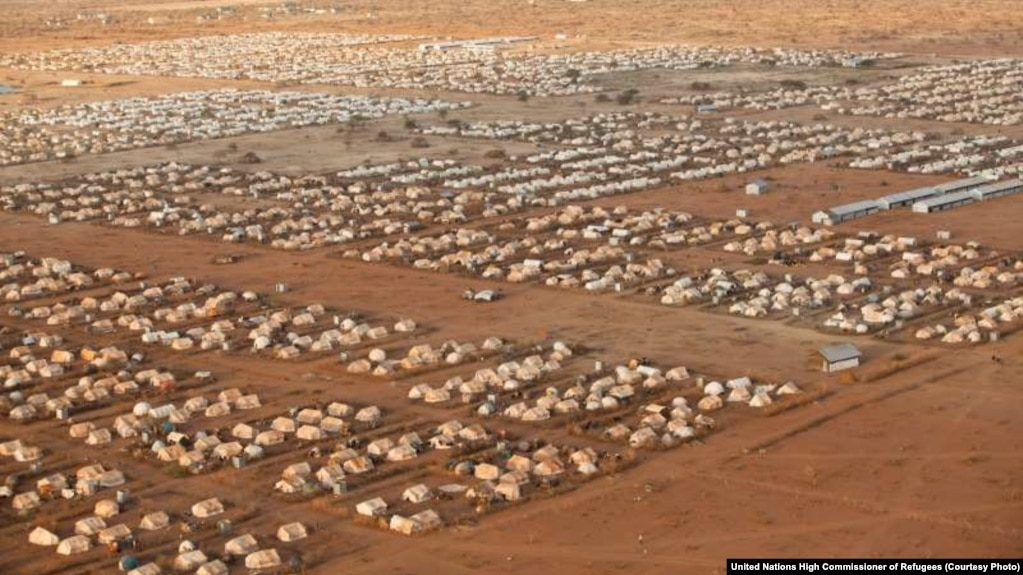 File An Image Of The World S Largest Refugee Camp Dadaab In Northeastern Kenya