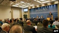 布鲁金斯学会举行马英九期中评估研讨会