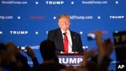 El debate republicano del jueves, al que Donald Trump no asistió, tuvo la menor audiencia de los siete debates que se han realizado hasta el momento.