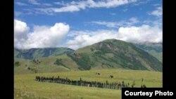 Lực lượng an ninh Trung Quốc chận những người Tây Tạng lên đồi