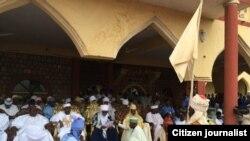 Fadar Lamidon Adamawa Dr Mustapha Barkindo
