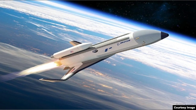 指中俄发展高超音速武器 美国宣布终止自我限制