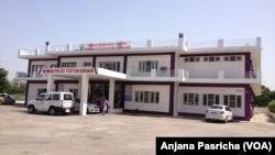 After getting a fresh coat of paint, the Women Police Station opened in Gurgaon last month.