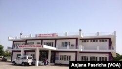 Kantor Polisi Khusus Perempuan buka di Gurgaon bulan lalu.