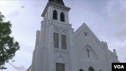 發生查爾斯頓槍擊案的教堂