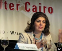 Farah Pandith is the U.S. State Department's Special Representative to Muslim Communities.