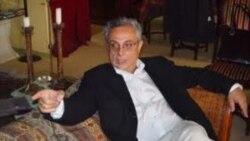 یادی از پروفسور حسین ضیائی، فيلسوف و مدیر مرکز مطالعات ایرانی دانشگاه لس آنجلس