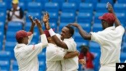 ویسٹ انڈیز کے خلاف بھارت کی پانچ وکٹوں سے فتح