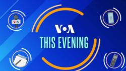 VOA This Evening 29 Juli 2021