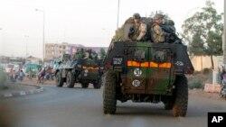 Pháp đã rút 100 binh sĩ ra khỏi Mali hồi tuần trước trong bước đầu của các đợt rút quân.