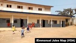 Reportage d'EmmanuelJulesNtap, correspondant à Yaoundé pour VOA Afrique