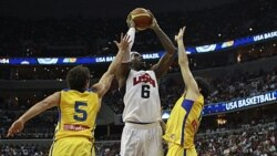 US Men's Basketball Team Olympic Gold Favorite