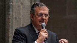 Menlu Meksiko Marcelo Ebrard (foto: dok).