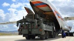 ႐ု႐ွားလုပ္ S-400 ဒံုးက်ည္ တူရကီကို တင္ပို႔ၿပီ