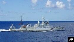 Tàu hải giám số 27 của Trung Quốc.