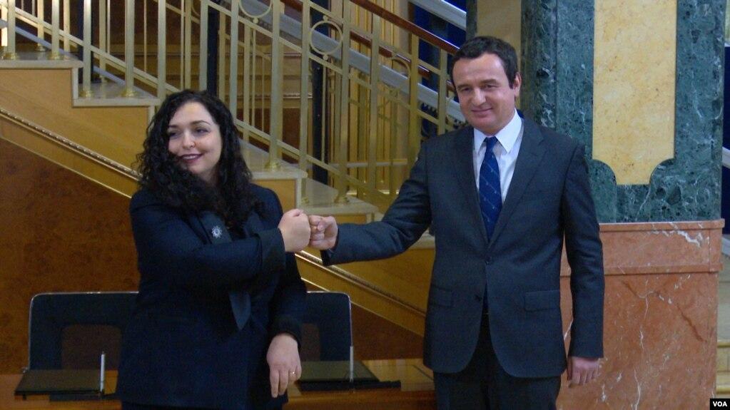 Kosovë: Albin Kurti e Vjosa Osmani – së bashku në zgjedhjet e 14 shkurtit