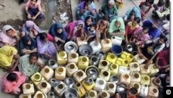 Kiris air di India