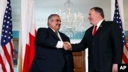 بحرین پیشتر اعلام کرده بود بعد از رایزنی با آمریکا قصد دارد نشست درباره امنیت دریانوردی در خلیج فارس و دریای عمان را میزبانی کند.