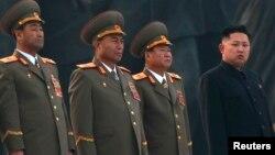 Kim Jong Un, Koreya ya Ruguru