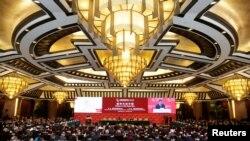 北京钓鱼台国宾馆和中国发展高层论坛(18图)