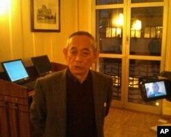 诺奖观礼嘉宾日本国会民主党籍议员牧野圣修