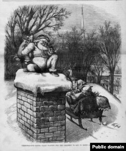 illustration by Thomas Nast