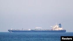 Kürt petrolü taşıyan tanker