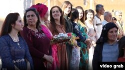 Şahiya Zimanê Kurdî li Herêma Efrînê