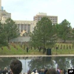 Petnaesta godišnjica terorističkog napada u Oklahoma Cityju