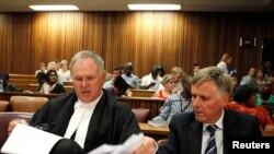 Oscar Pistorius's lawyers challenge his bail terms