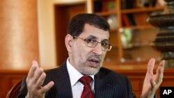 Perdana Menteri Maroko Saadeddine El Othmani